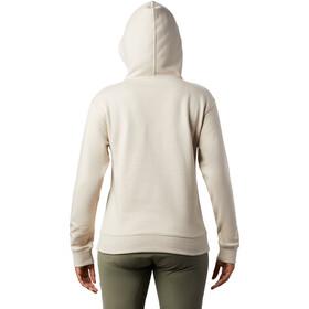 Mountain Hardwear Tomomi Hættetrøje Damer, beige